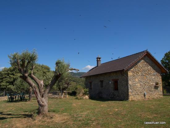 Casa chuan en campodarve pirineo aragon s casa chuan - Casa rural en pirineo catalan ...
