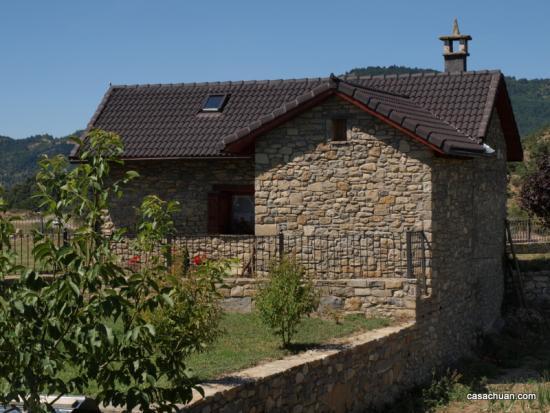 Casa Chuan en Campodarve - Pirineo aragonés